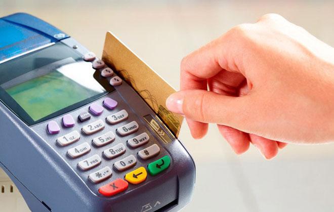 Thanh toán hóa đơn bằng thẻ tín dụng