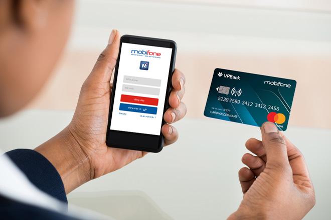 Thẻ tín dụng mobifone