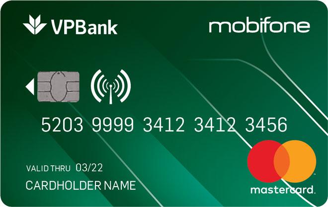 Thẻ Vpbank Mobifone
