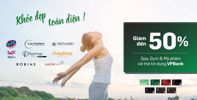 ưu đãi thẻ vpbank mobifone