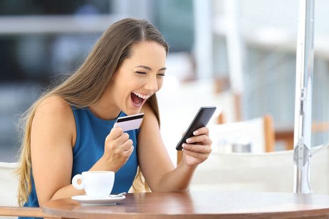 Thanh toán online nhanh chóng, tiện lợi với thẻ tín dụng