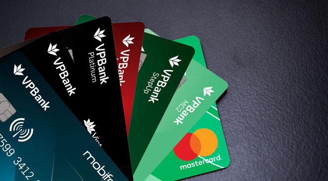 Thẻ Mastercard Credit VPBank hạn mức hấp dẫn, quà tặng ngập tràn