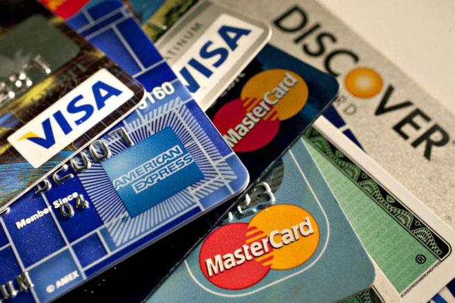 Các thương hiệu thẻ tín dụng